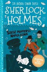 Sherlock Holmes T.13 Sześć popiersi Napoleona