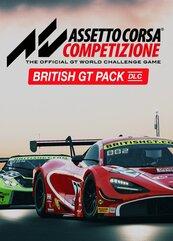 Assetto Corsa Competizione - British Pack DLC (PC) klucz Steam