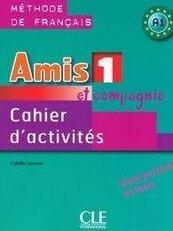 Amis et Compagnie 1 ćwiczenia PW CLE