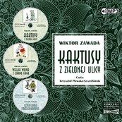 Pakiet Kaktusy z Zielonej ulicy audiobook
