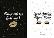Notes A5/48K kropki Sketch&note Kisses ASTRA