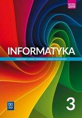 Informatyka LO 3 Podr. w.2021 ZP WSIP
