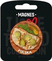 Magnes I love Poland Polskie Smaki ILP-MAG-C-PL-27