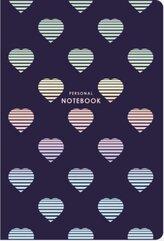 Brulion A5/80K gładki Personal notebook ASTRA