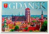 Magnes I love Poland Gdańsk ILP-MAG-C-GD-40