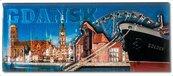 Magnes I love Poland Gdańsk ILP-MAG-C-GD-02