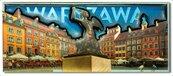 Magnes I love Poland Warszawa ILP-MAG-C-WAR-01