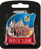 Magnes I love Poland Wrocław ILP-MAG-C-WR-23