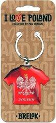 Brelok I love Poland Polska ILP-BRE-A-PL-10