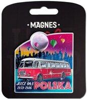 Magnes I love Poland Polska ILP-MAG-A-PL-20