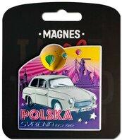Magnes I love Poland Polska ILP-MAG-A-PL-17