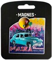 Magnes I love Poland Polska ILP-MAG-A-PL-18