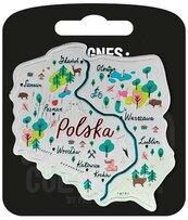 Magnes I love Poland Polska ILP-MAG-A-PL-07