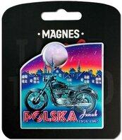 Magnes I love Poland Polska ILP-MAG-A-PL-19