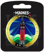 Magnes I love Poland Gdańsk ILP-MAG-A-KASZ-27