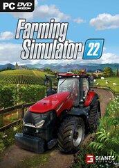 Farming Simulator 22 (PC) Klucz Steam + BONUS