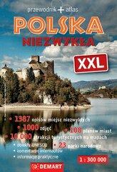 Polska Niezwykła XXL Przewodnik + atlas
