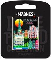 Magnes I love Poland Poznań ILP-MAG-C-POZ-16