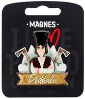 Magnes I love Poland Podhale ILP-MAG-C-ZAK-11