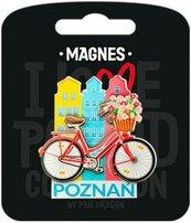 Magnes I love Poland Poznań ILP-MAG-C-POZ-11