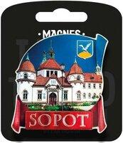 Magnes I love Poland Sopot ILP-MAG-C-SOP-12