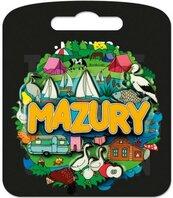 Magnes I love Poland Mazury ILP-MAG-C-MAZ-07
