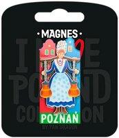Magnes I love Poland Poznań ILP-MAG-C-POZ-04