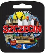 Magnes I love Poland Szczecin ILP-MAG-C-SZCZ-03