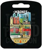 Magnes I love Poland Poznań ILP-MAG-C-POZ-07