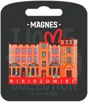 Magnes I love Poland Katowice ILP-MAG-C-KAT-14