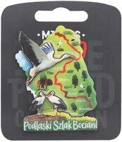 Magnes I love Poland Podlasie ILP-MAG-C-POD-13