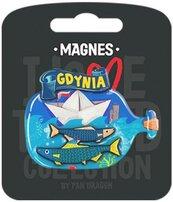 Magnes I love Poland Gdynia ILP-MAG-C-GDY-18