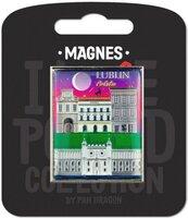 Magnes I love Poland Lublin ILP-MAG-C-LUB-08