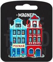 Magnes I love Poland Poznań ILP-MAG-C-POZ-18