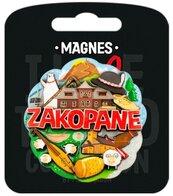 Magnes I love Poland Zakopane ILP-MAG-C-ZAK-04