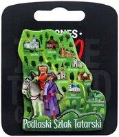 Magnes I love Poland Podlasie ILP-MAG-C-POD-11