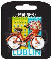 Magnes I love Poland Lublin ILP-MAG-C-LUB-09