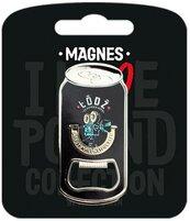 Magnes I love Poland Łódź ILP-MAG-C-LOD-03