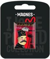 Magnes I love Poland Katowice ILP-MAG-C-KAT-09