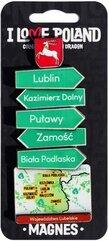 Magnes I love Poland Lubelskie ILP-MAG-C-LUB-12