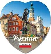 Magnes I love Poland Poznań ILP-MAG-C-POZ-23