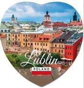 Magnes I love Poland Lublin ILP-MAG-C-LUB-15