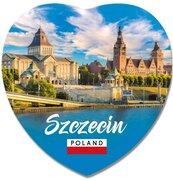 Magnes I love Poland Szczecin ILP-MAG-C-SZCZ-17