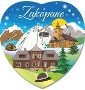 Magnes I love Poland Zakopane ILP-MAG-C-ZAK-14