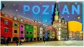 Magnes I love Poland Poznań ILP-MAG-C-POZ-10