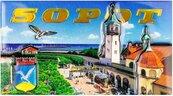Magnes I love Poland Sopot ILP-MAG-C-SOP-13