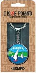 Brelok I love Poland Mazury ILP-BRE-A-MAZ-01