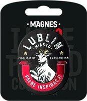 Magnes I love Poland Lublin ILP-MAG-A-LUB-03