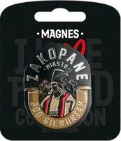 Magnes I love Poland Zakopane ILP-MAG-A-ZAK-02