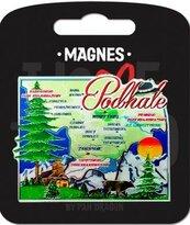 Magnes I love Poland Zakopane ILP-MAG-A-ZAK-07